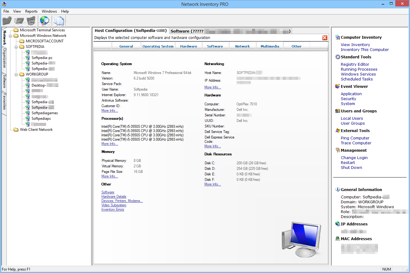 Download Network Inventory PRO 2 0 3