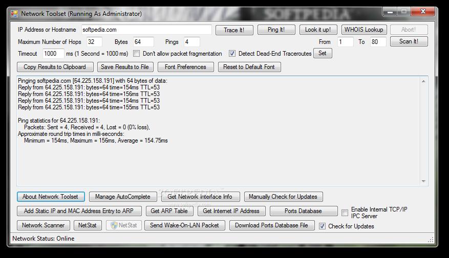 Download Network Toolset 1 2 Build 9