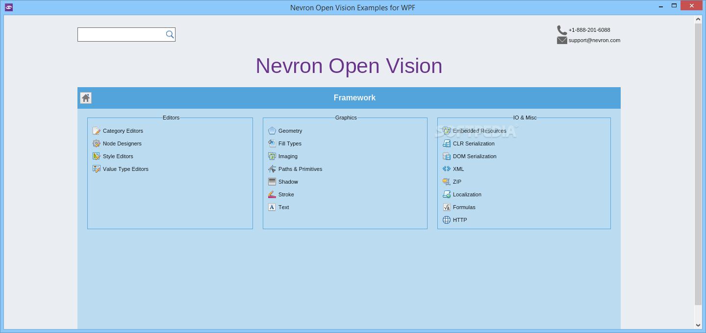 Download Nevron Open Vision 2017 1 (18 5 28 12)