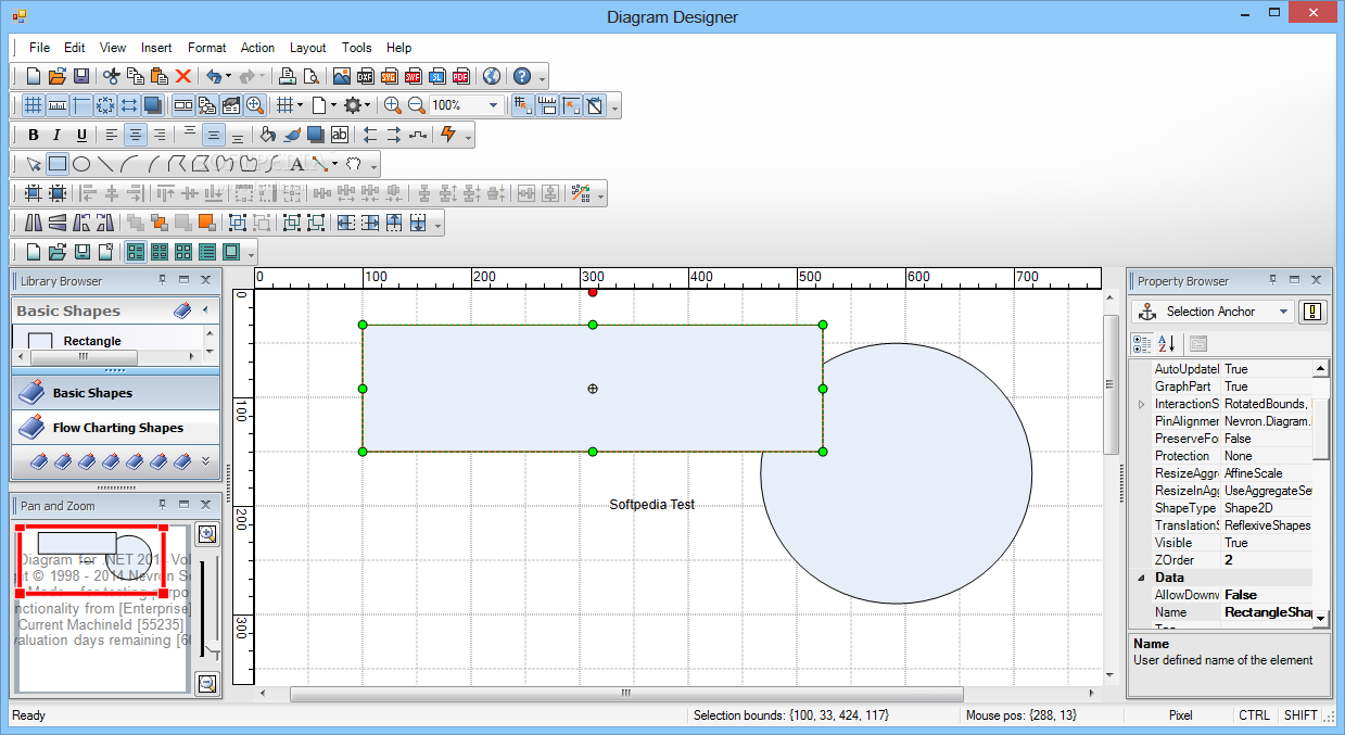 Nevron .NET Vision (free version) download for PC