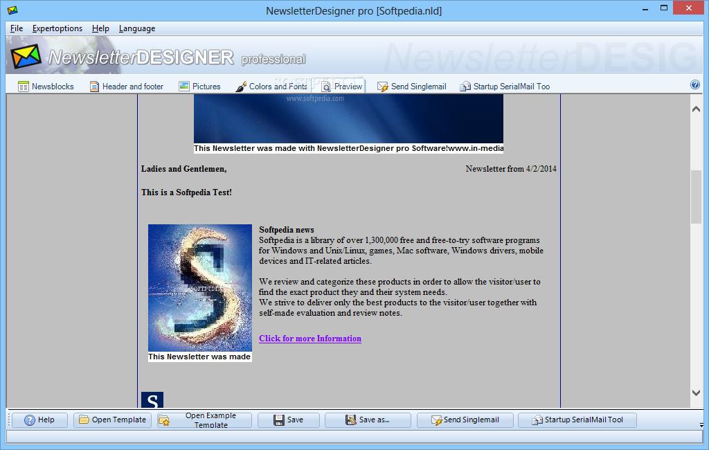 download newsletterdesigner pro 11 3 7