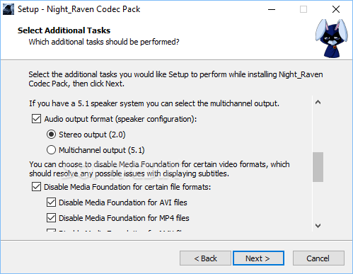 Download Night_Raven Codec Pack 3 24