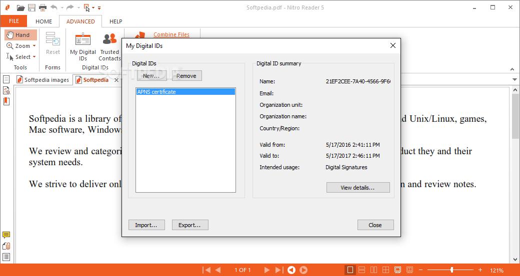 Download Nitro PDF Reader for Windows 7 free - Windows 7 Download