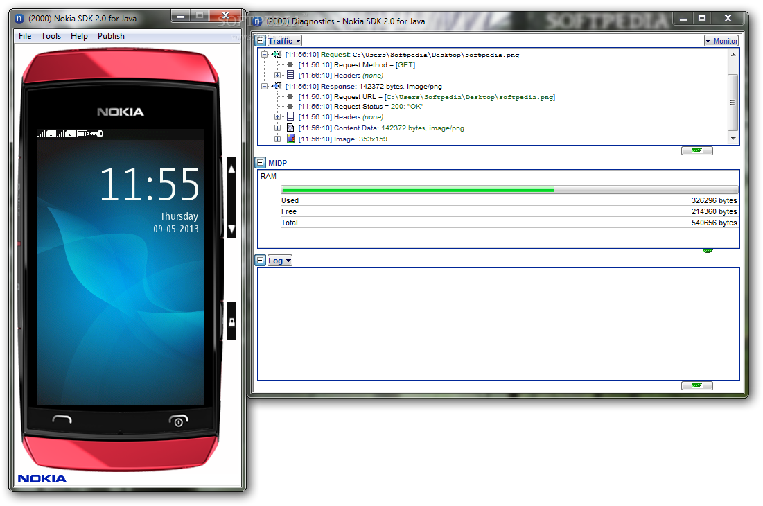 Download Nokia SDK for Java 2 0