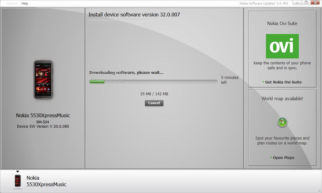 nokia handy software download