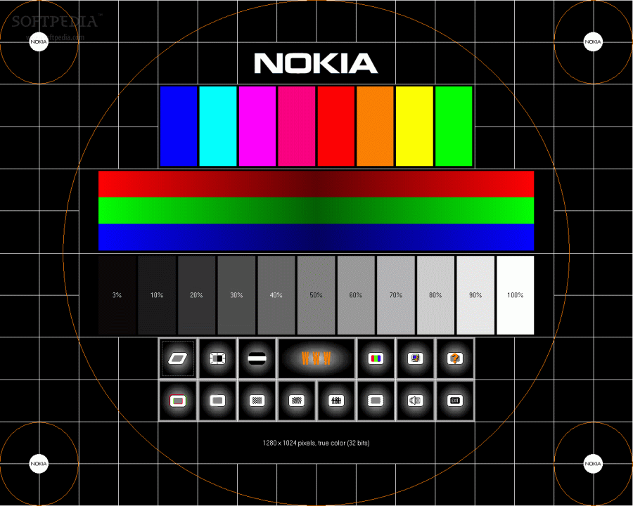 Download Nokia Test Pattern Generator 66060 Fascinating Test Pattern