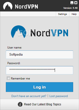 Download NordVPN 6 23 11 0
