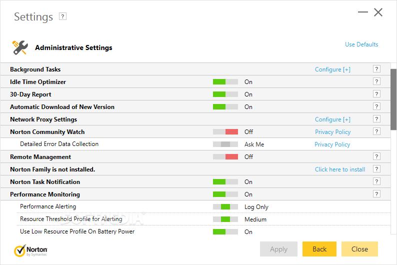 Download Norton Internet Security 22 18 0 213