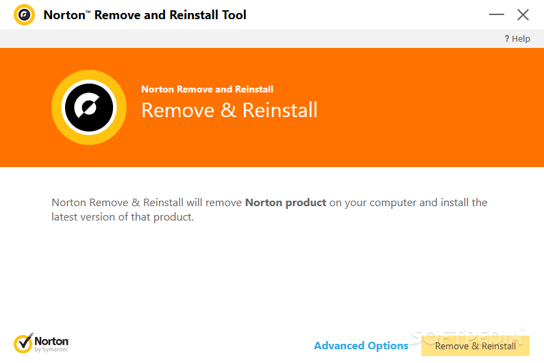 norton removal tool win 10