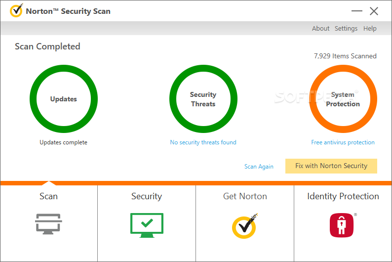 Download Norton Security Scan 4 7 0 181
