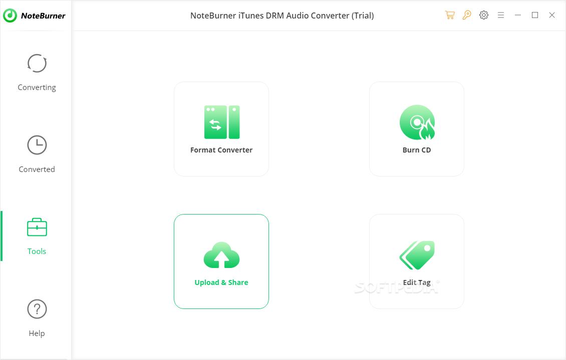 Download NoteBurner iTunes DRM Audio Converter 3.1.7