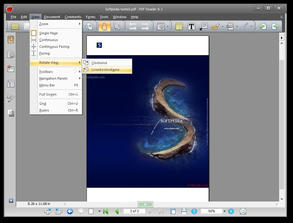 PDF Reader 8