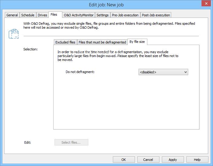 O&O Defrag Professional Edition 21.1 Build 1211 Serial Key (x86/x64)