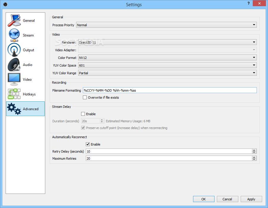 download obs 32 bit windows 7