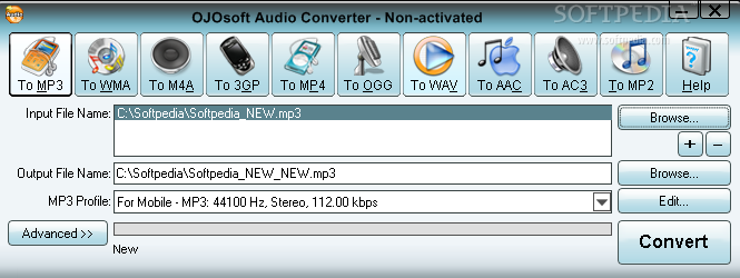 download audio activation ojosoft converter with code