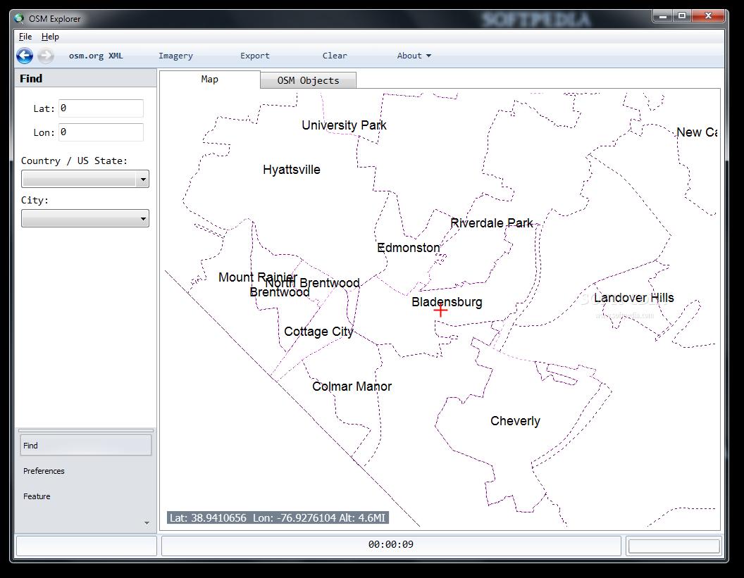 Download OSM Explorer 1 0 0 15