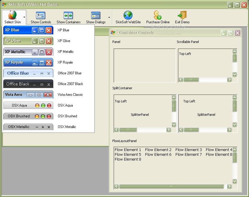 skinsoft osskin net v1.0.6