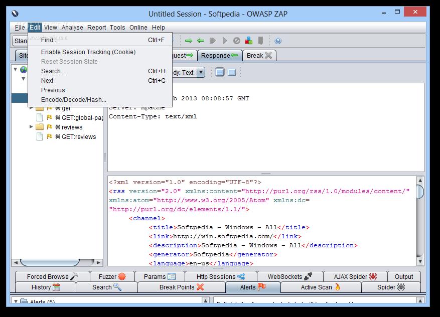 Download OWASP ZAP 2 8 0