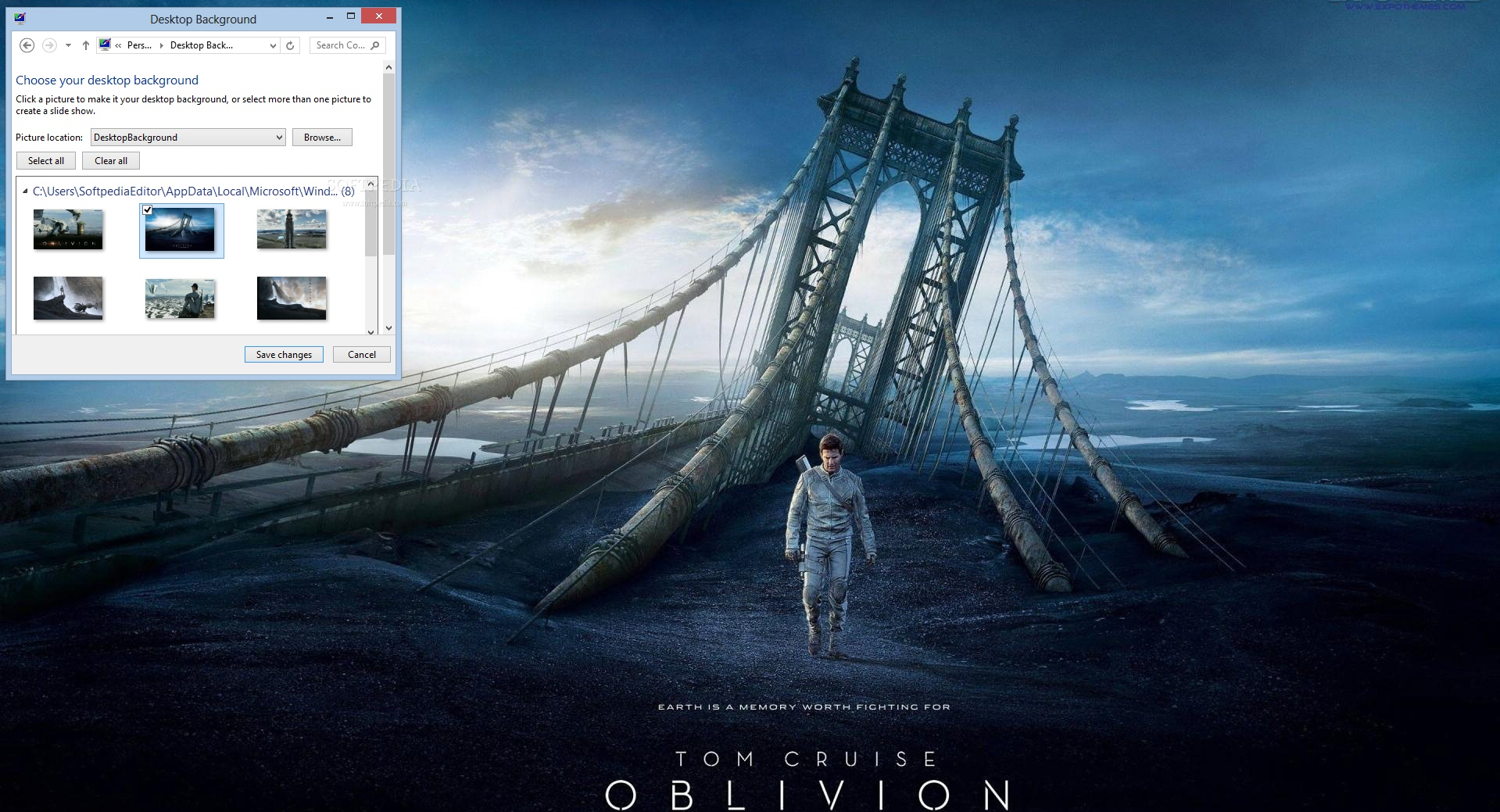of six high definition wallpapers inspired from Oblivion  the movieOblivion Movie Screenshots