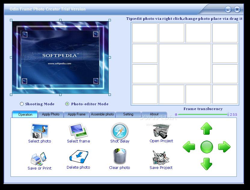 Download Odin Frame Photo Creator 9.8.4