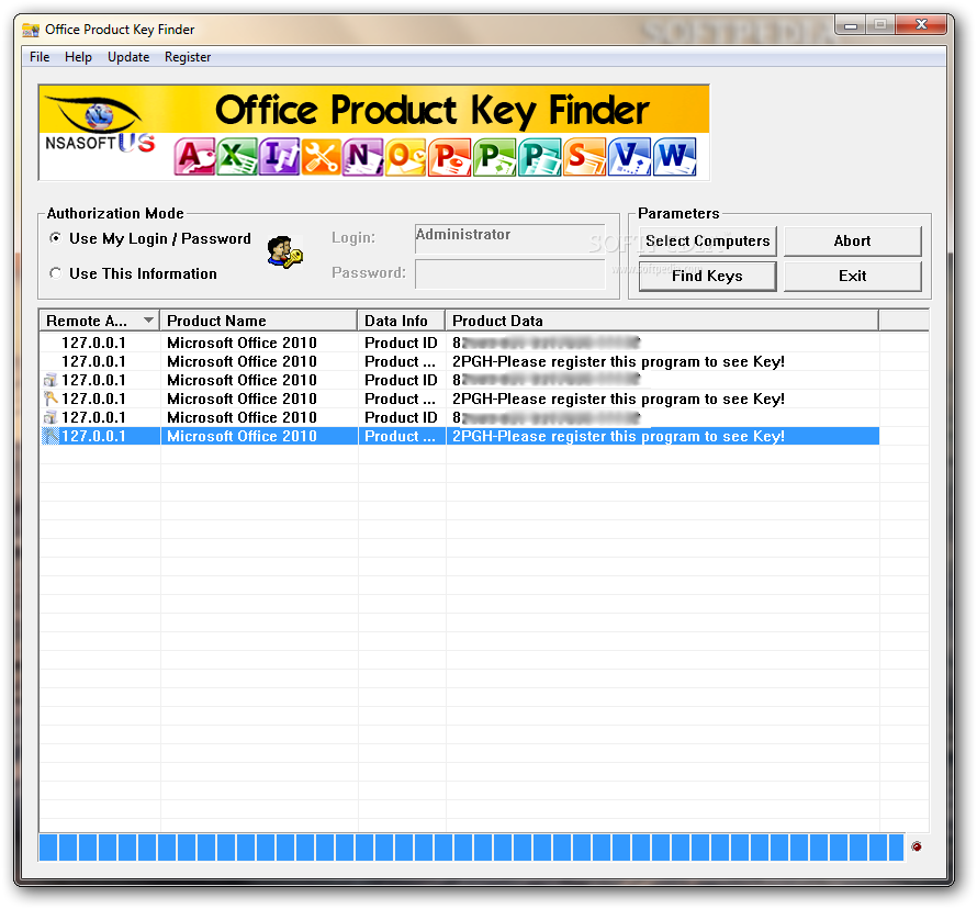 ms product key finder