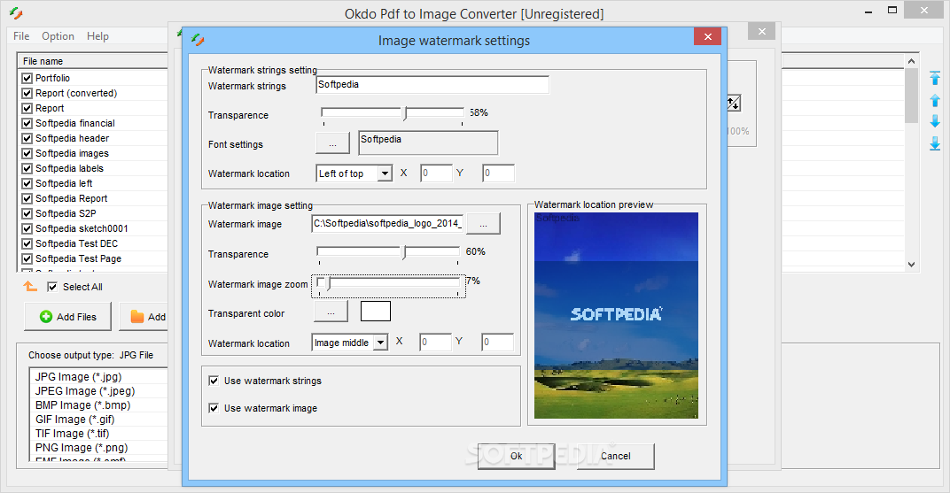 how to add image to pdf