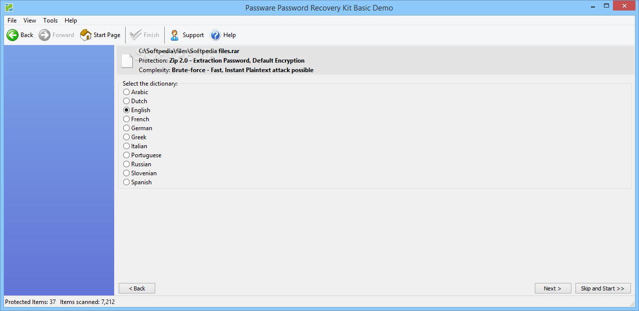 Rar Password Recovery First  Letters