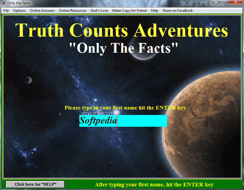 Download only the facts 2 6 incl crack serial keygen for Interesting facts about crack