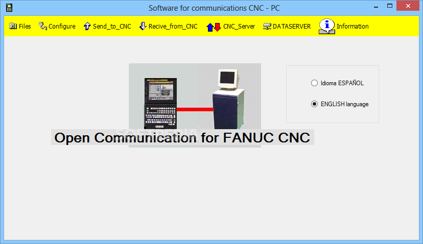 Download Communication Software for FANUC CNC 86 0