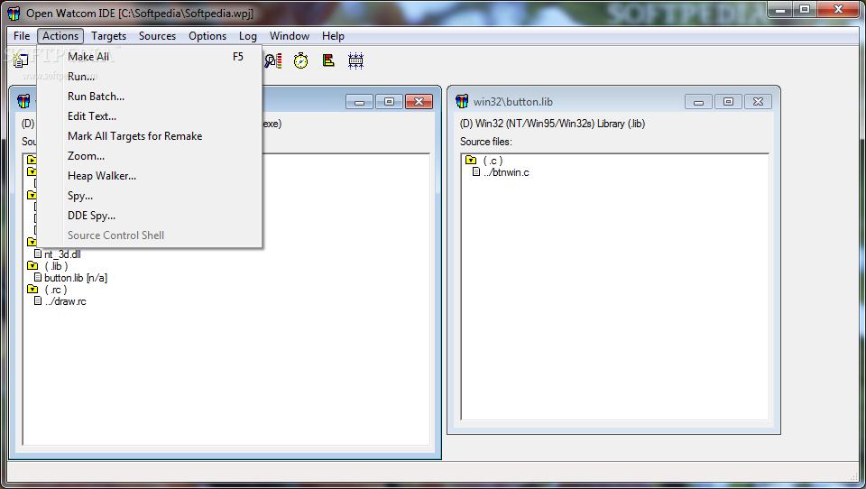 Download Open Watcom 1 9