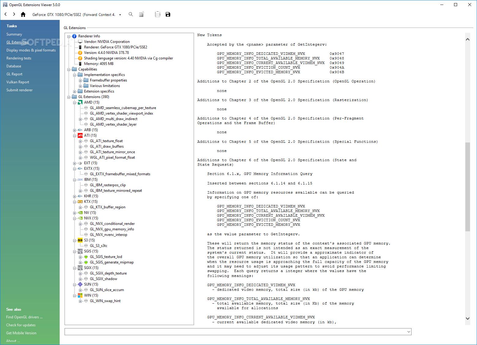 install opengl 2.0 windows 10