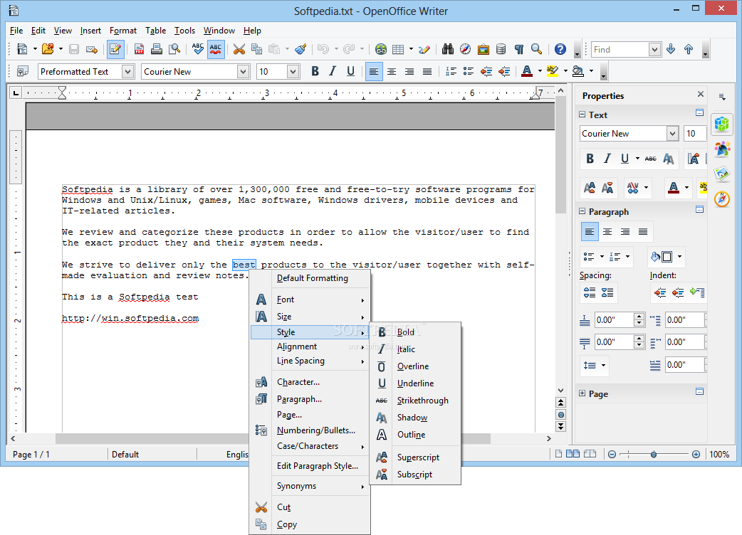 WindowsVista - Apache OpenOffice Wiki
