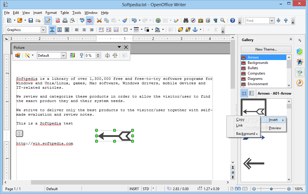 Download Apache Openoffice 415