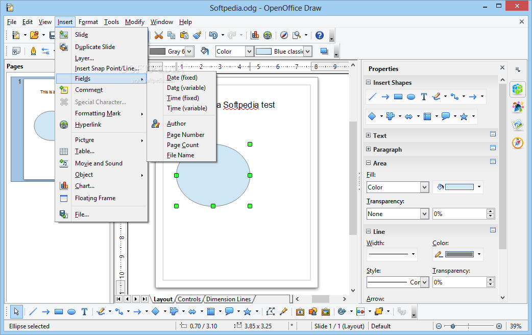 OpenOffice not responding in Windows 7