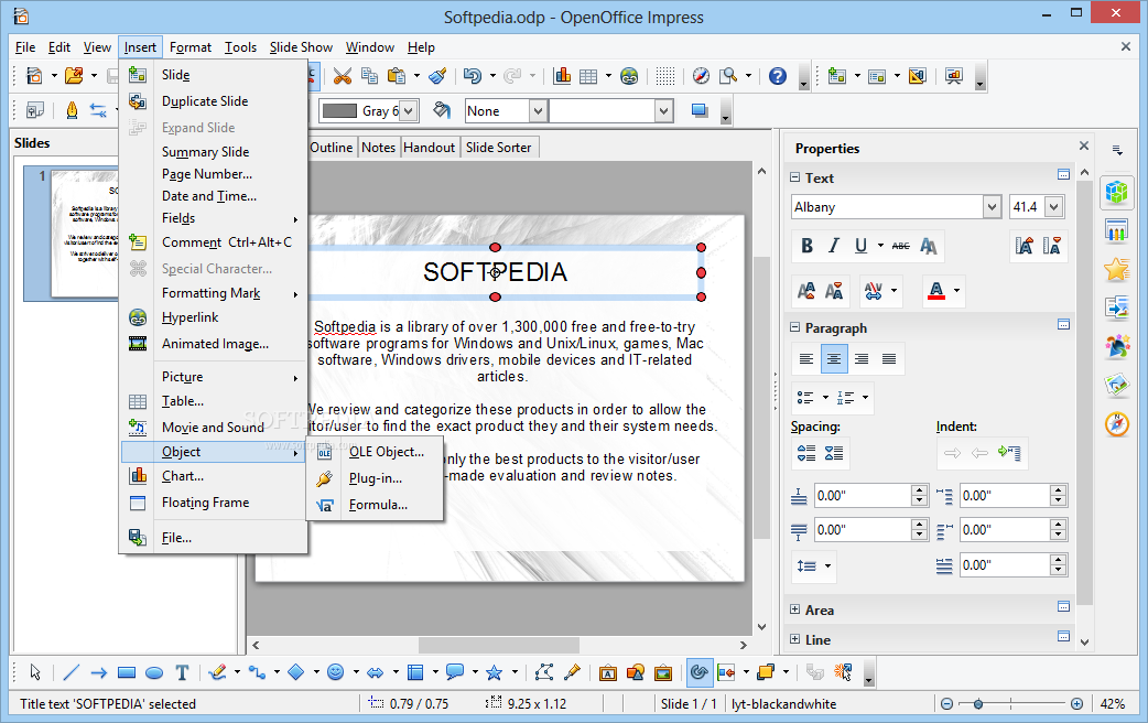 Download Apache Openoffice 4 1 5