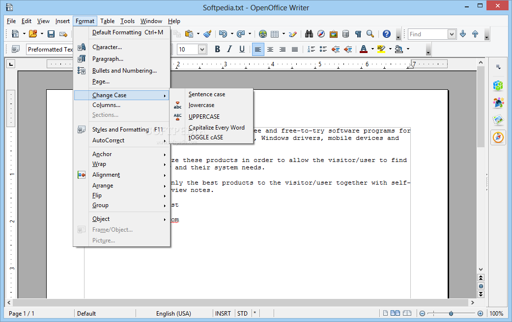 Download Apache Openoffice 4 1 7