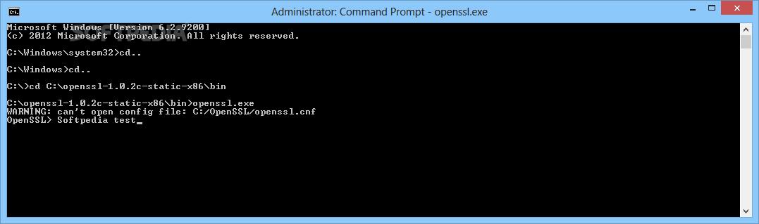 Download OpenSSL 1 1 0k / 1 0 2s / 1 1 1c Experimental