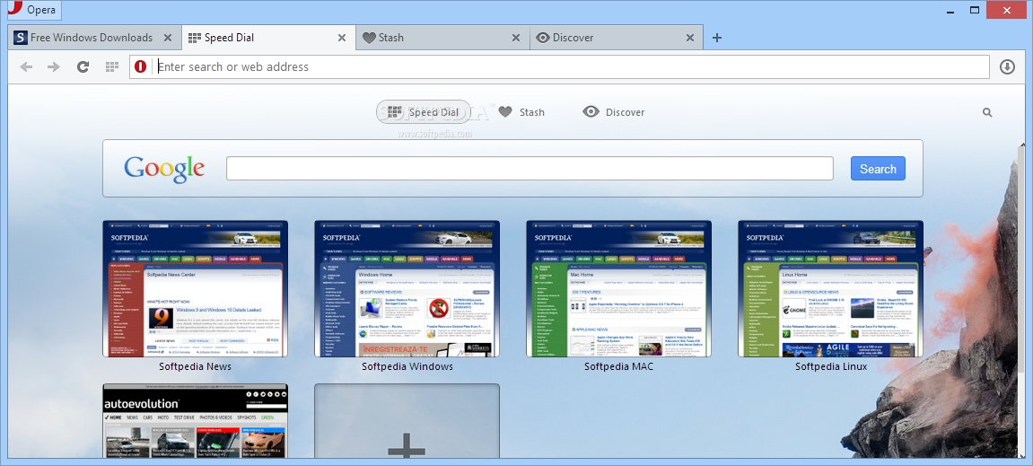 Opera 57.0.3098.91 Win/Mac/Linux Opera Browser