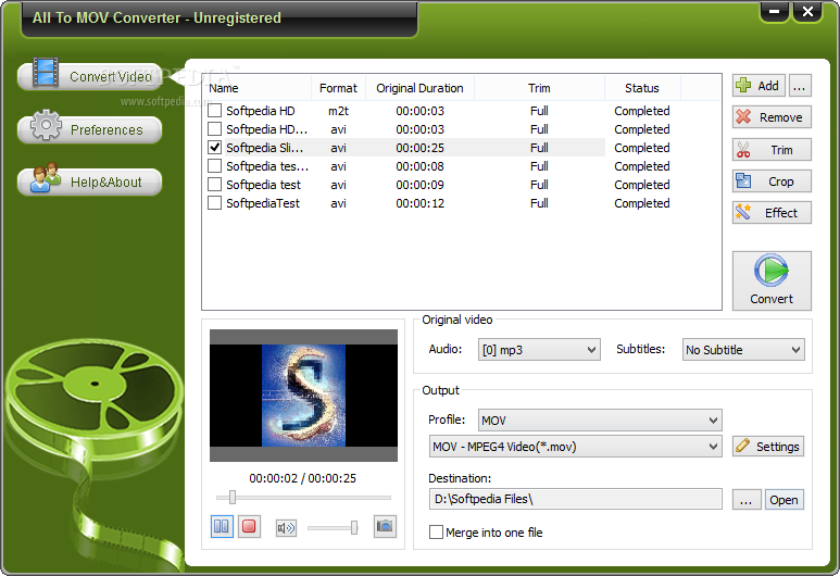 All Free Video Converter - Download