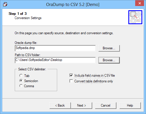 how to create dump file in oracle sql developer