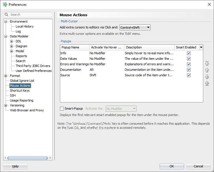 Get Started with SQL Developer