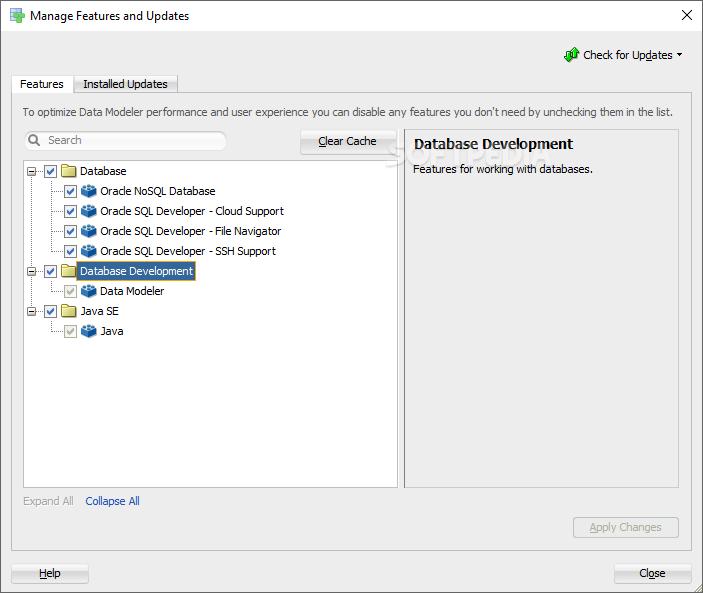 Download Oracle SQL Developer Data Modeler 18.2.0.179 Build 179.0756