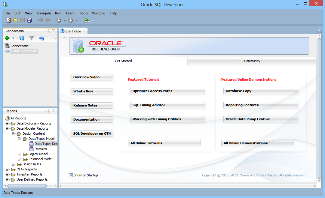 Download Oracle SQL Developer 19 2 0 206 2117