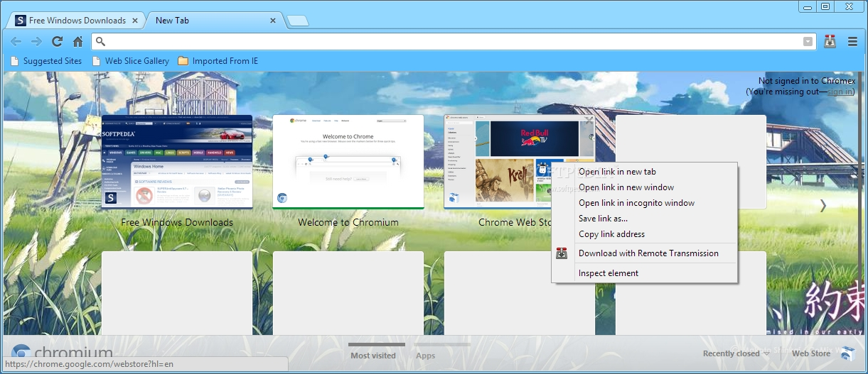 Download Oxy Browser 24