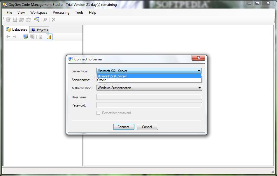 Download OxyGen Code Management Studio 3 7 0 0