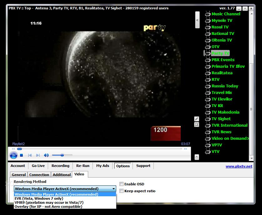 Download PBX TV 1 77