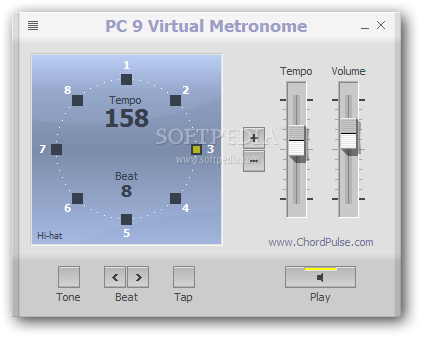 Pro metronome downloads for pc