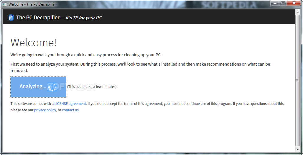 Download PC Decrapifier 3 0 1