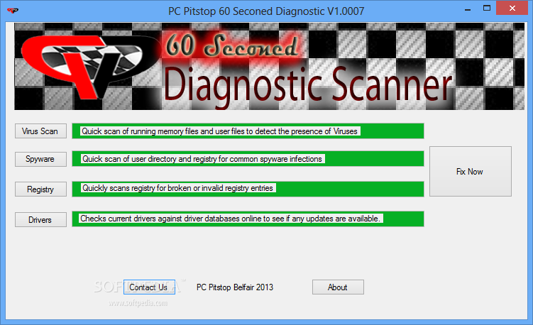Pc pitstop 60 second diagnostic 1.007 - busroibolco's blog