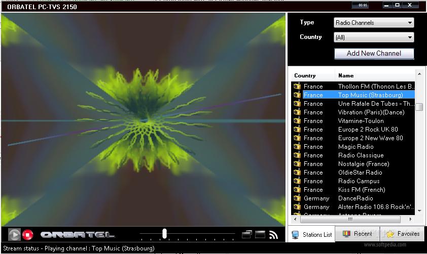Download Orbatel Satellite PC TV PRO Player 2150
